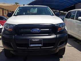 Ford Ranger 2.5 Xl Cabina Doble 2017 4 Cil