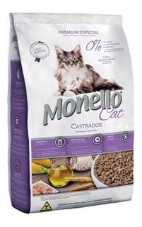 Monello Gato Castrado 10kg