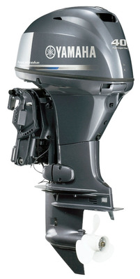 Motor De Popa 40hp - 4 Tempos - Yamaha