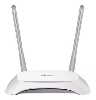 Access point/Repetidor/Router TP-Link TL-WR840N V6 blanco