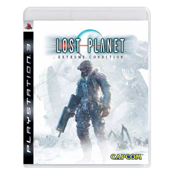 Jogo Ps3 Lost Planet: Extreme Condition