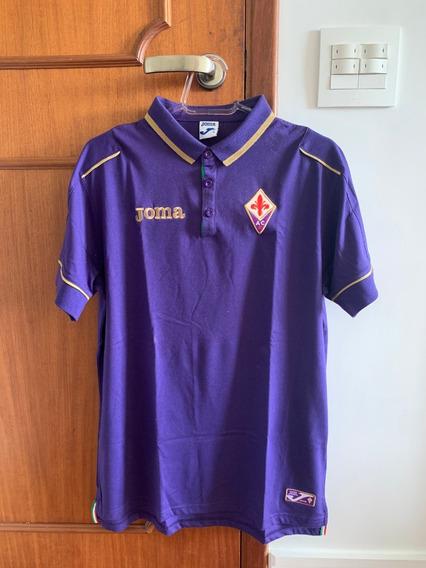 Camisa Polo Fiorentina Joma Passeio 2014/2015