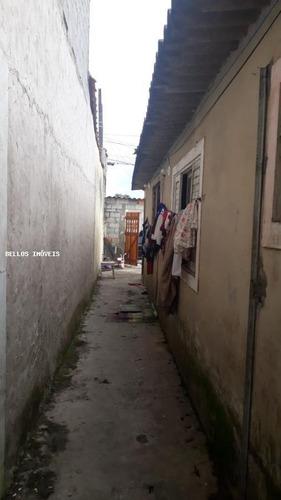Imagem 1 de 15 de Casa Para Venda Em Itanhaém, Balneário Nossa Senhora Do Sion, 2 Dormitórios, 2 Banheiros, 1 Vaga - 477_1-1702392