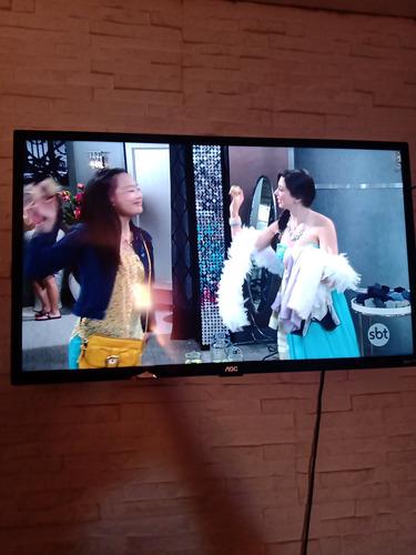 Imagem 1 de 3 de Tv Aoc Ruku Tv
