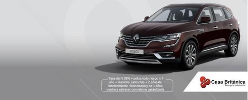 Imagen 1 de 11 de Renault New Koleos Intens