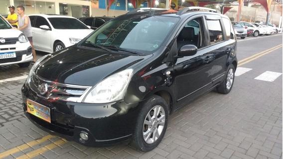 Nissan Livina 1.8 S Flex Aut. 5p 2014