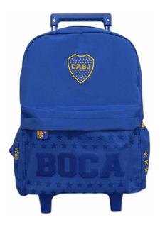 Mochila Boca Juniors Carro Carrito Varios Modelos 16