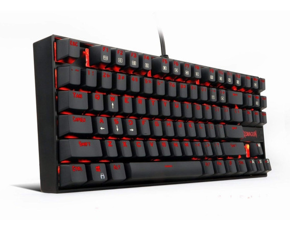 Teclado Gamer Mecânico Kumara (switch Escolher) Redragon