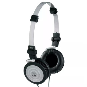 Fone De Ouvido Mini Headphone Akg K414p K414 P Original