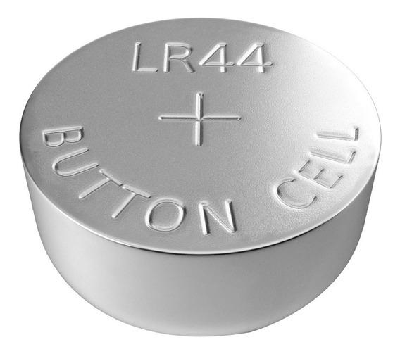 3 Cartela Bateria Lr44 Elgin Pilha Alcalina Original Oferta