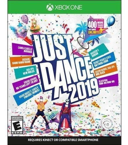 Jogo Xbox One Just Dance 2019 - Novo - Lacrado