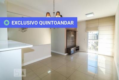 Apartamento No 2º Andar Mobiliado Com 3 Dormitórios E 1 Garagem - Id: 892936393 - 236393