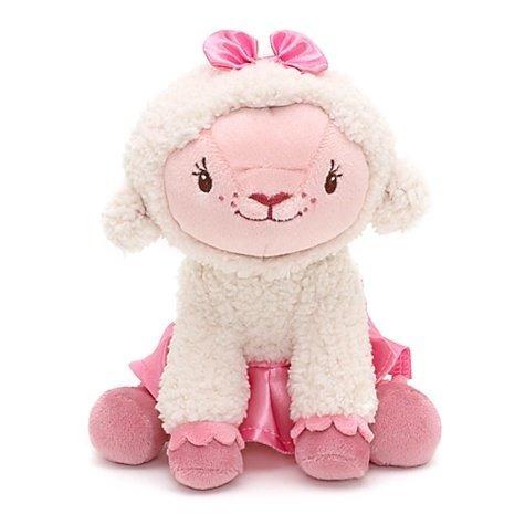 Peluche Disney Jr. Doc Mcstuffins Lambie 7 Pulgadas
