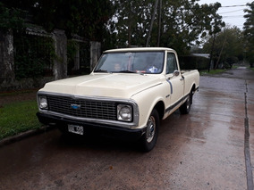 Chevrolet C-10 C10 Brava 1972