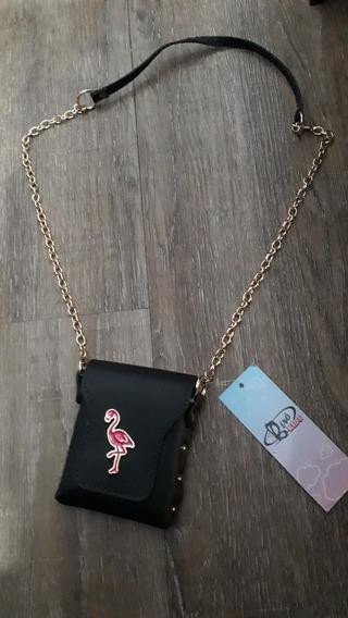 Bolsa Flamingo Lorena Queiroz Biro Kids Oficial