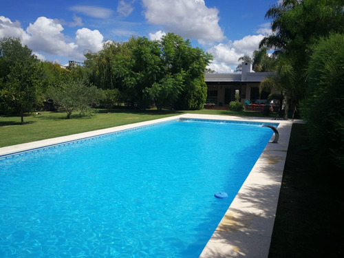 Alquiler Casa En Santa Teresa Villanueva-tigre