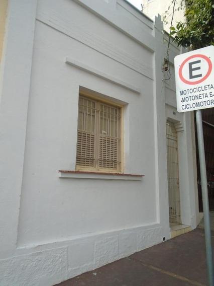 Casa Com 2 Dormitórios Para Alugar, 91 M² Por R$ 1.500,00/mês - Centro - Piracicaba/sp - Ca3207