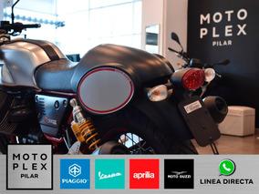 Moto Guzzi V7 3 Racer 750i Abs 2018