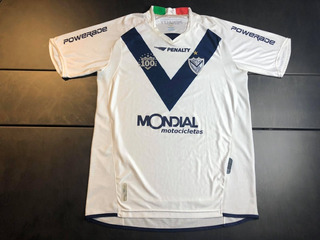 Camisa Velez Sarsfield 2009-2010 Centenário Home Tam Gg