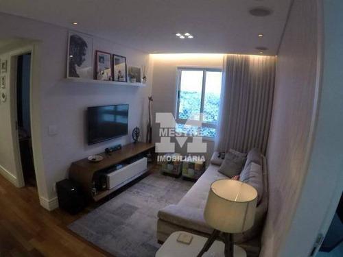 Imagem 1 de 16 de Apartamento Com 2 Dormitórios À Venda, 50 M² Por R$ 289.000,02 - Jardim Iporanga - Guarulhos/sp - Ap2905
