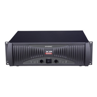 Potencia Amplificador Phonic Xp5000 5000 Watt Power Amplifi