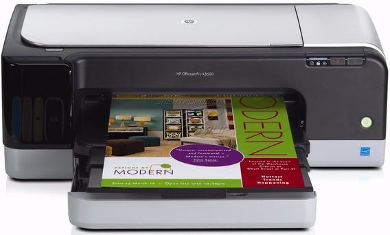 Impressora Hp Officejet Pro K 8600 A3 K8600