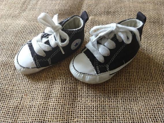 Zapatos Converse Casual Para Bebe Talla 19 Original