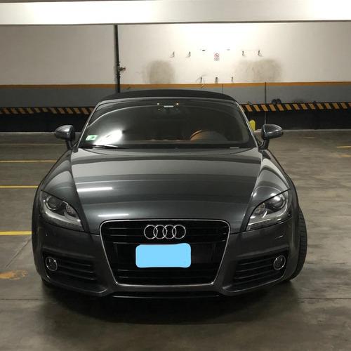 Audi Tt Roster 2.0 211hp
