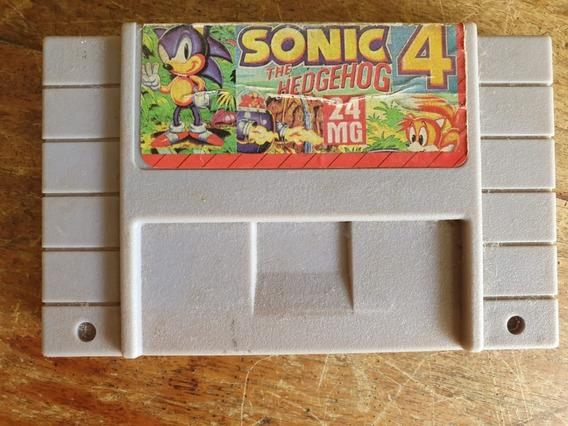 Sonic 4 Snes