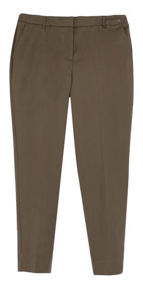 Pantalón Básico Slim Straight De Mujer C&a 1047999