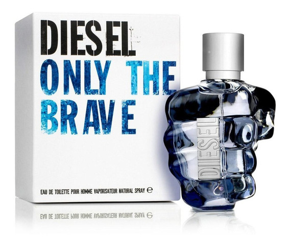 Perfume Only The Brave 125 Ml Masc - Original Lacrado
