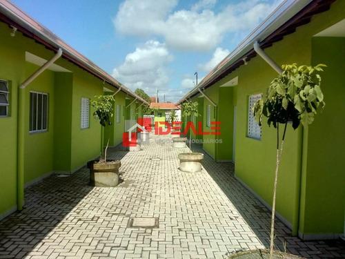 Imagem 1 de 15 de Cibratel Ii Casa Em Condomínio Lado Praia 2 Quartos (suite) - 907