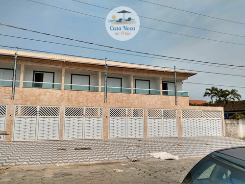 Imagem 1 de 30 de Casa À Venda No Bairro Sítio Do Campo - Praia Grande/sp - 361