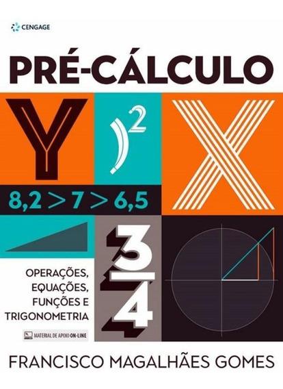 Pre-calculo - Operacoes, Equacoes, Funcoes E Sequencias