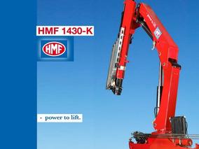 Hidrogrua Hmf 1430k (entrega Inmediata)
