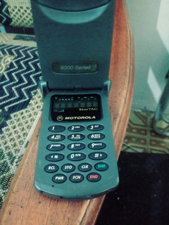 Celular Motorola Startac 6000