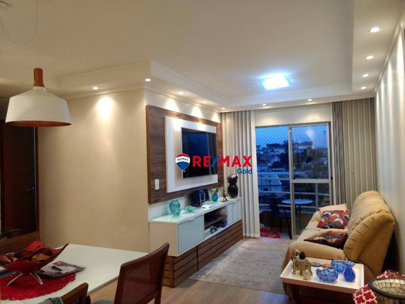 Belíssimo Apartamento Com Melhor Área De Lazer De Pirituba - Ap33334