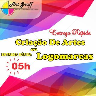 Criação De Artes E Logomarcas