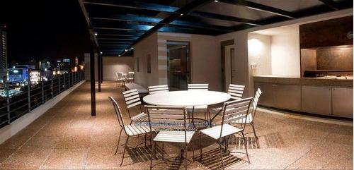 Apartamento Penthouse De 2 Dormitorios En Venta Con Renta En Punta Carretas