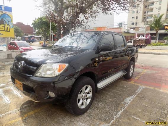 Toyota Hilux Doble Cabina 2.5