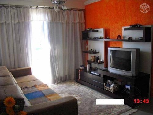 Apartamento Com 3 Dormitórios À Venda, 80 M² Por R$ 560.000,00 - Vila Boa Vista - Barueri/sp - Ap0273