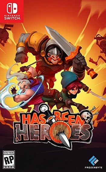 Nintendo Switch - Has-been Heroes