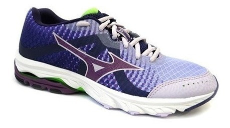 Mizuno Wave Elevation (w) Roxo