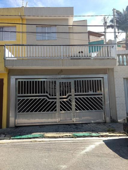 Venda Sobrado São Paulo Pirituba - Jardim São José (zona Norte) - S272