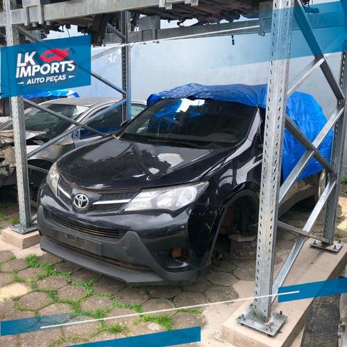 Sucata Toyota Rav4 2013 2014 2015 Em Peças