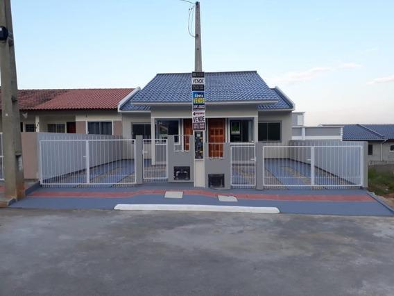 Casa Geminada - Mcmv - Bela Bista - Palhoça - Ca2328