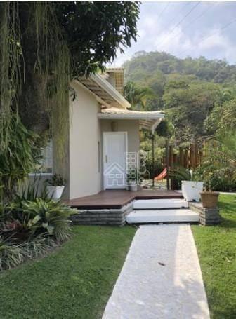 Casa Com 4 Dormitórios À Venda, 690 M² Por R$ 2.600.000,00 - Piratininga - Niterói/rj - Ca0745