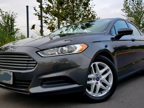 Ford Fusion 2.0 Se Luxury Plus Mt 2015
