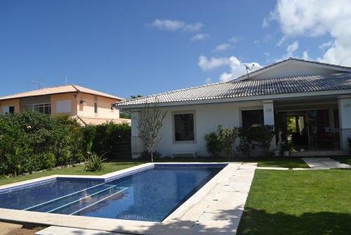 Imagem 1 de 23 de Casa Com 4 Quartos, 400m2, À Venda - Portão - Lauro De Freitas - Cs-32