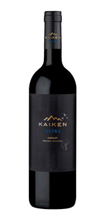 Vino Kaiken Ultra Merlot 750ml. - Envíos